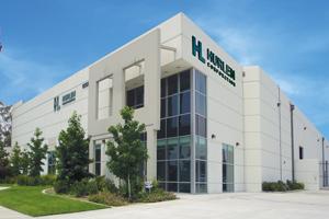 Hurlen Surplus Building
